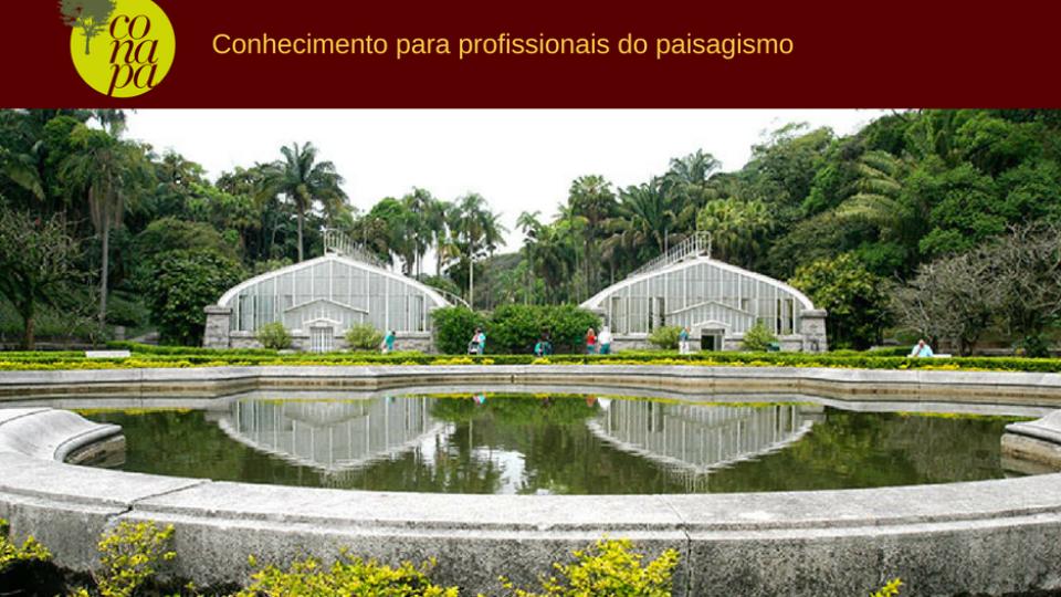 Botânica aplicada ao paisagismo