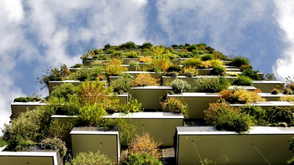 Bosco Verticale – Inspirações de jardins verticais em prédios